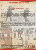 Folder Holocausto - nunca mais - Ministério Público do Estado do ... - Page 2