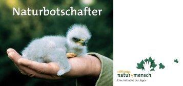 Ihr Beitrag, unsere  natürlichen Lebensgrundlagen ... - Jagdnetz.de