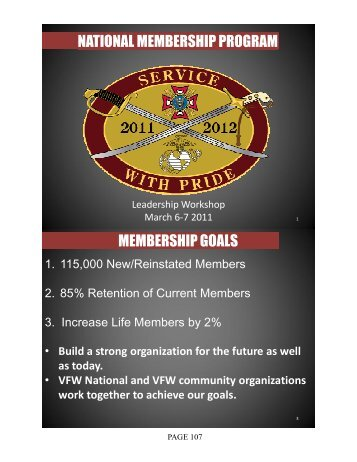 members that sign new and reinstated members