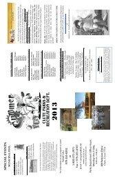 summer fun brochure - City Of Clute, Texas