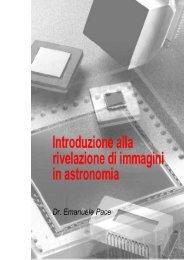 Radiometria & Fotometria - Dipartimento di Fisica e Astronomia