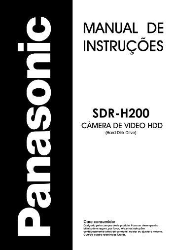 SDR_H200.pdf (5Mb) - Panasonic