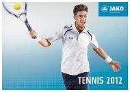 Tennis 2012 - Jako