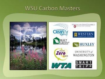 WSU Carbon Masters - WSU Whatcom County Extension