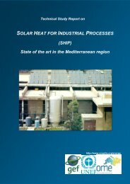SOLAR HEAT FOR INDUSTRIAL PROCESSES (SHIP ... - B2Match