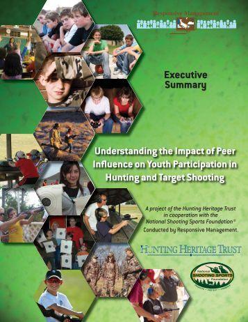 Executive Summary - National Shooting Sports Foundation