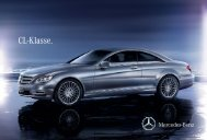 CL-Klasse. - Mercedes-Benz Magyarország