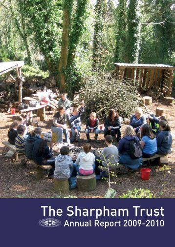 Annual Report 2009-2010.pdf - Sharpham Trust