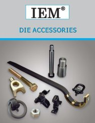 Die Accessories cover.indd - Anchor Danly