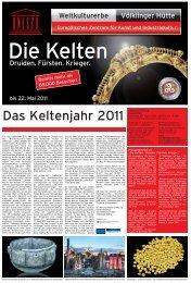Das Keltenjahr 2011