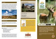 trail leaflet - Walk and Cycle Britain