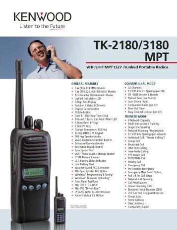 Kenwood Tk-3180 инструкция - фото 9
