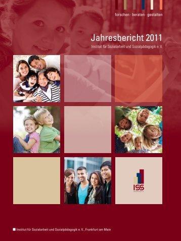 Jahresbericht 2011 - Institut für Sozialarbeit und Sozialpädagogik eV