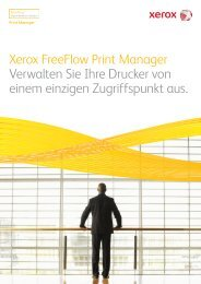 Broschüre - Xerox FreeFlow® Print Manager (PDF, 844 KB)