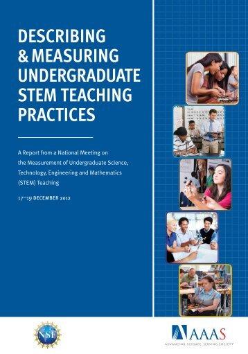 Measuring-STEM-Teaching-Practices