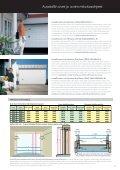 OvetUlko- ja sisäovet Ullakkoportaat - Cello - Page 7