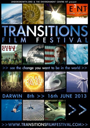 darwin program - Transitions Film Festival
