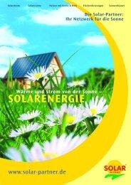 Solarenergie (1,3 MB) - System Sonne GmbH