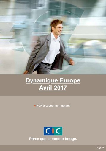 dynamique europe avril 2017 - CIC