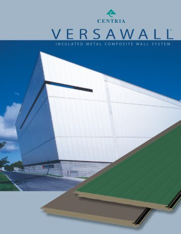 INSULATED METAL COMPOSITE WALL SYSTEM - 5tco