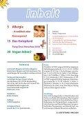 Feng Shui Vorschau 2014: Das Holzpferd Allergie ... - Lichtstrahl - Seite 4