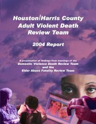 AVDRT Complete - Harris County Public Health and Environmental ...