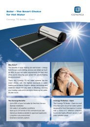 Solar – The Smart Choice for Hot Water - Great Southern Solar