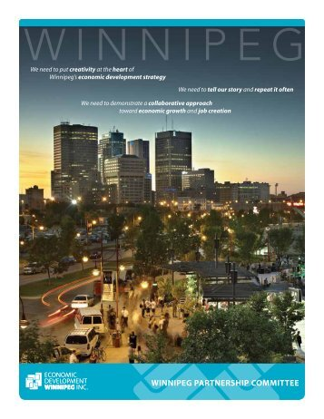 WINNIPEG PARTNERSHIP COMMITTEE - Economic Development ...