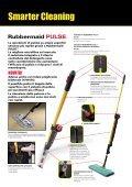 Rubbermaid PULSE™ - SISTEMA DI PULIZIA ... - Grupposds.it - Page 2