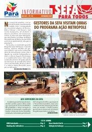 Informativo nº 135 - Sefa