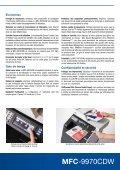 MFC-9970CDW - Toner laser et cartouche d'encre pour imprimante - Page 3