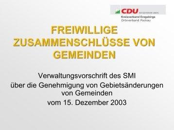 Freiwillige Zusammenschlüsse von Gemeinden - ferien-im-gebirge.de