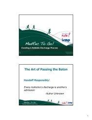 Wave 2 Session 05.pdf - Safer Healthcare Now!