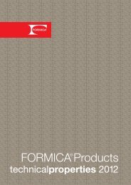 Download PDF - Formica