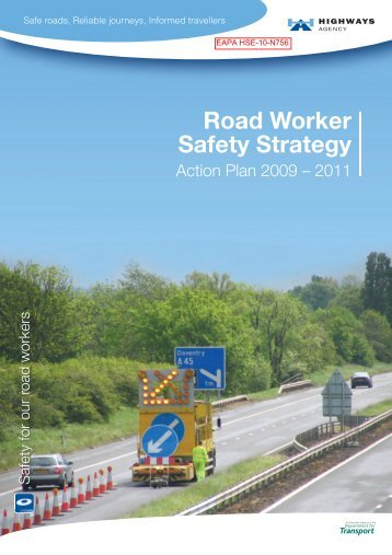 Road Worker Safety Strategy - National Work Zone Safety ...