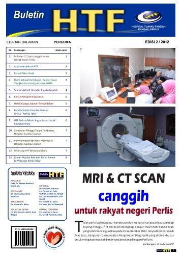Buletin HTF 2-2012 - Hospital Tuanku Fauziah - Kementerian ...