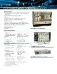 FLASHWAVE® 4100 - JM Fiber Optics, Inc. - Page 7