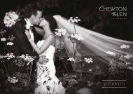Download the Wedding Brochure - Chewton Glen
