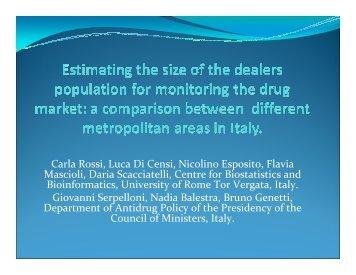 Total - Illicit Drug Market