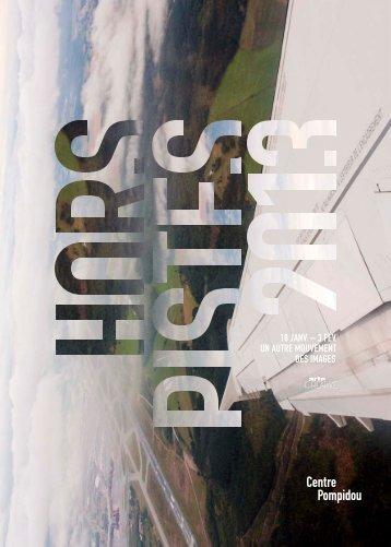 18 janv. – 3 fév. un autre mouvement des images - Centre Pompidou