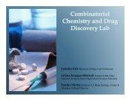 Combinatorial Chemistry and Drug Discovery Lab Jasmine ... - haspi