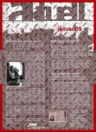januar.05 - Jugendmedienverband Mecklenburg Vorpommern  eV