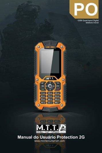 Manual do Usuário Protection 2G - Mobile Tout Terrain