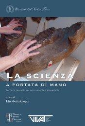 La scienza - Museo di Storia Naturale - Università degli Studi di ...