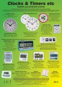 Stopwatches & Timers - AGThomas - Page 2