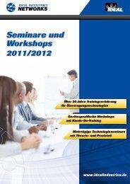 Seminare und Workshops - IDEAL INDUSTRIES