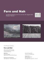 Fern und Nah - Heike Negenborn