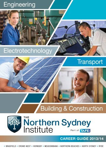 Engineering, construction and transport Career Guide 2013 (PDF ...