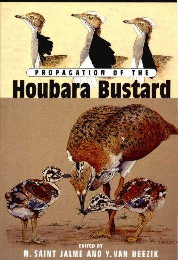 Propagation of the houbara bustard - Nwrc.gov.sa