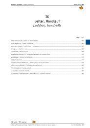IX Leiter, Handlauf (750.39 kB) - Feldbinder